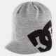 DC SHOES Big Star Mens Visor Beanie