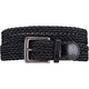 Braided Cord Belt