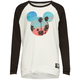 NEFF Disney Collection Scenic Mickey Girls Raglan Tee
