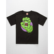 SANTA CRUZ x Marvel Hulk Hand Boys T-Shirt