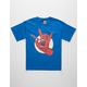 SANTA CRUZ x Marvel Spiderman Hand Boys T-Shirt