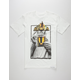 LAST KINGS x THE GOLD GODS Ripped Mens T-Shirt