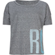 ROXY Hey Boy Girls Crop Tee