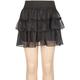 FULL TILT Pin Dot Tier Girls Skirt