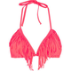 KANDY WRAPPERS Fringed Benefits Bikini Top