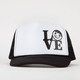 NEFF Love Womens Trucker Hat