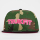 TRUKFIT Camo Culture Mens Snapback Hat