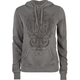 DC SHOES Afflicted Womens Hoodie
