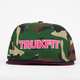 TRUKFIT Camo Culture Boys Snapback Hat