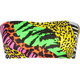 Neon Mixed Animal Bandeau