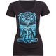 NEFF Mean Owl Womens Tee
