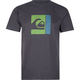QUIKSILVER Known Pleasures Mens T-Shirt