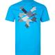 ZOO YORK Cracker Plaid Mens T-Shirt