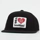 KEEP A BREAST Mens Snapback Hat