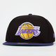 NEW ERA Lakers Mens Snapback Hat
