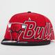 47 BRAND Script Big Game Bulls Snapback Hat