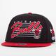 47 BRAND Fission Bulls Mens Snapback Hat