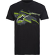 ALPINESTARS Lightning Stripes Mens T-Shirt