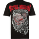 METAL MULISHA The Dominator Mens T-Shirt