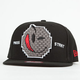 YUMS Face Invaders New Era Mens Snapback Hat