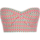 REEF Tribal Waves Bikini Top