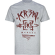 KR3W Buck Knife Mens T-Shirt