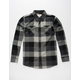 COASTAL Basset Boys Flannel Shirt