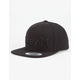HURLEY One & Only Mens Snapback Hat
