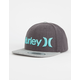 HURLEY One And Only Mens Snapback Hat