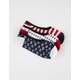 VANS Don't Tell Your Mom Canoodles Womens 3 Pack Socks