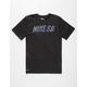 NIKE SB Dri-FIT Fractile Mens T-Shirt