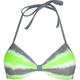 GOSSIP Wipe Out Molded Bikini Top
