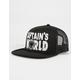 CAPTAIN FIN Captain's World Mens Trucker Hat