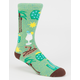 BLUE CROWN Desert Mens Crew Socks
