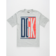 DGK Split Mens T-Shirt