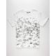 VANS Standing Room Mens T-Shirt