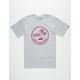 VANS Dual Palm Mens T-Shirt