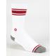 STANCE White Out Mens Socks
