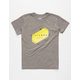 BILLABONG Obstacle Little Boys T-Shirt