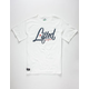 LRG RC Script Mens T-Shirt
