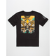 NEFF Battlekat Boys T-Shirt