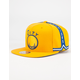 MITCHELL & NESS Golden State Warriors Mens Snapback Hat