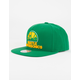 MITCHELL & NESS Seattle Supersonics Mens Snapback Hat