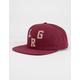 LRG Heritage Mens Strapback Hat