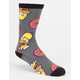 NEFF x The Simpsons Homer Mens Socks