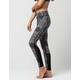 FULL TILT SPORT Secret Mesh Womens Skinny Pants
