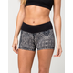 FULL TILT SPORT Medallion Print Womens Shorts