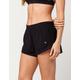 FULL TILT SPORT Mesh Inset Womens Running Shorts