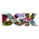 DGK Collage Sticker