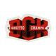DGK Ghetto Champs Sticker